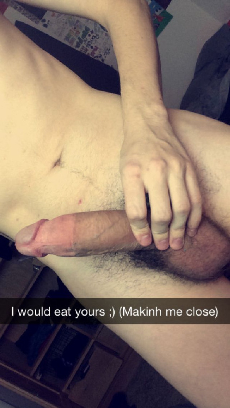 Big Hard Teen Cock