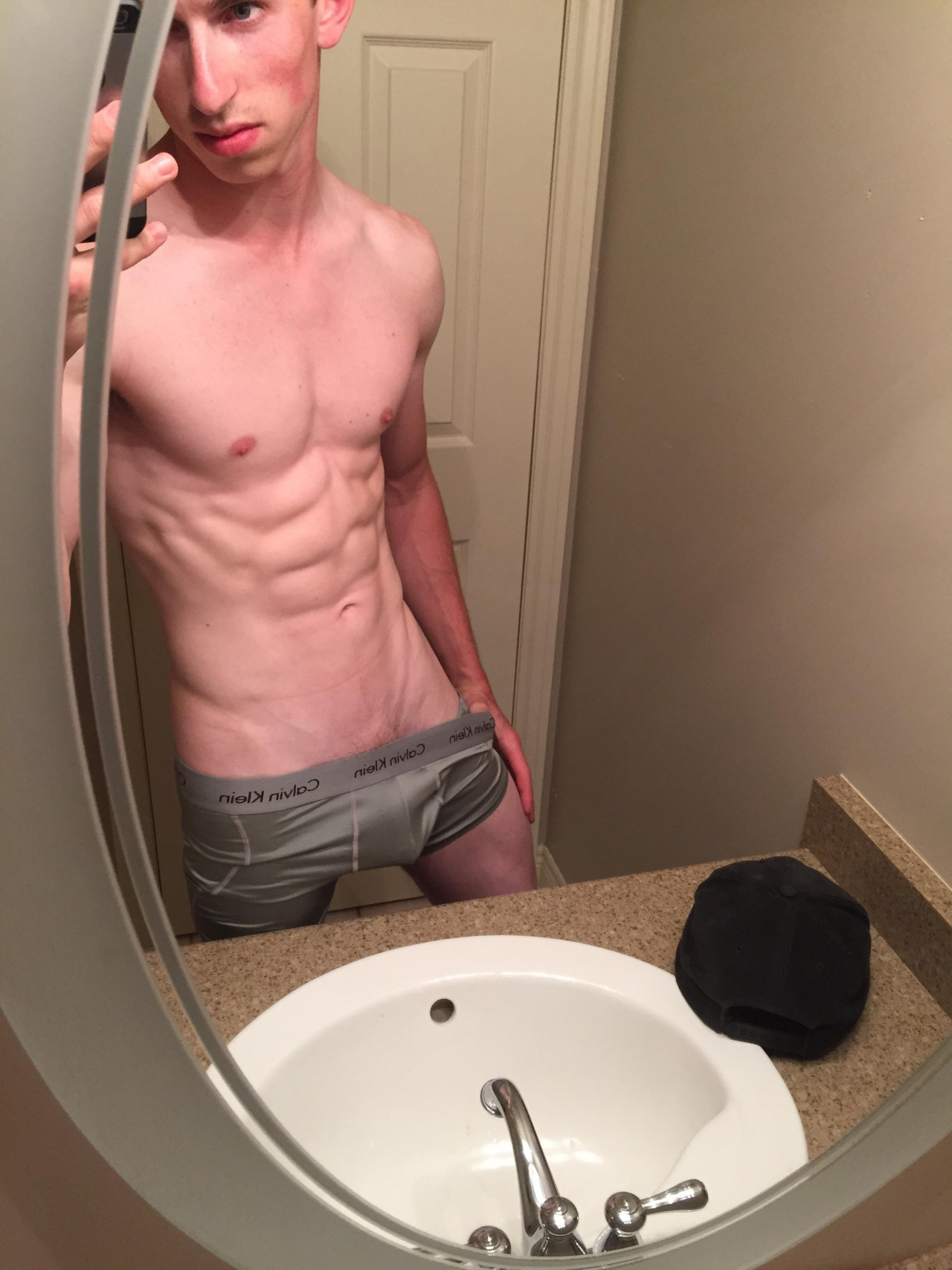 Teen with big dick
